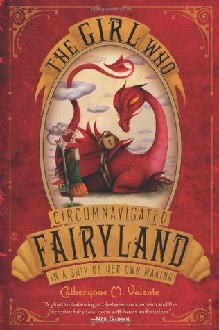 girl who circumnavigated fairlyland
